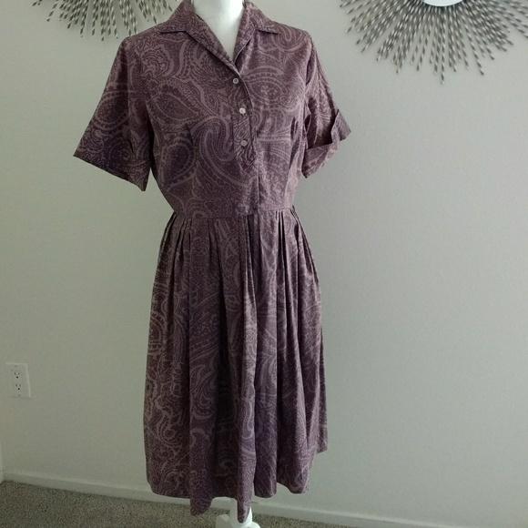 Sears Purple Dresses
